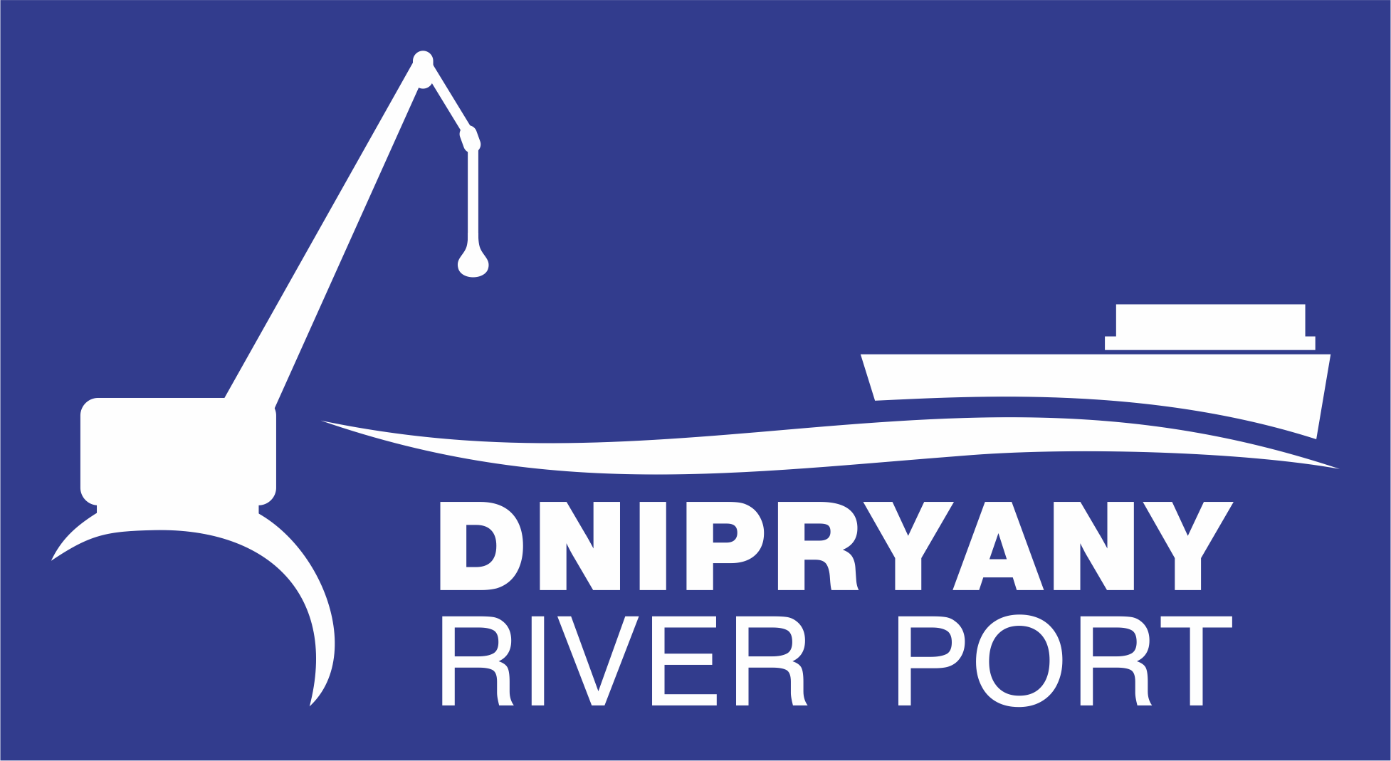 Dnipryany river port